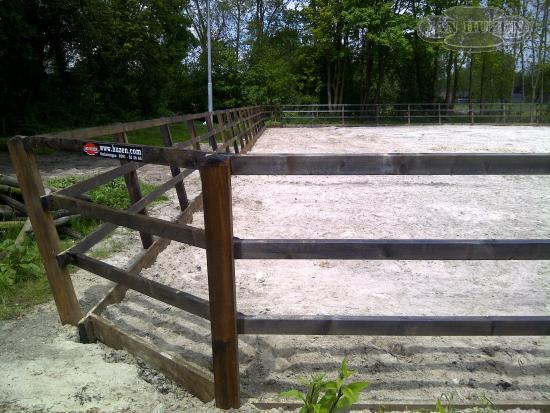 Paardrijbakken Paardrijbakken standaard