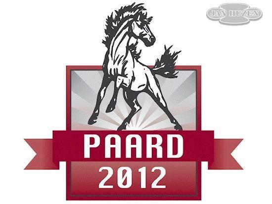 News Paard 2012
