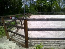 Standard Horse Arena