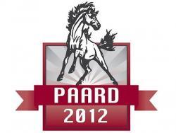 Paard 2012